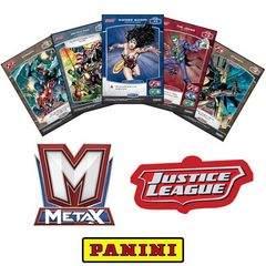 Meta X Justice League (2017) - Starter Decks