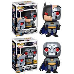 Pop! Heroes 193: Batman: The Animated Series - Robot Batman
