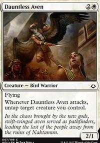 Dauntless Aven - Foil