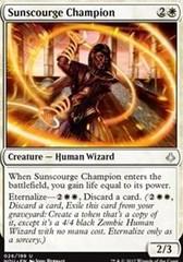 Sunscourge Champion