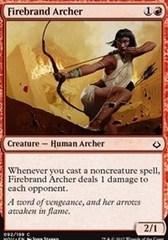 Firebrand Archer - Foil