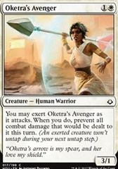 Oketra's Avenger - Foil