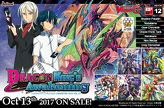 Cardfight!! Vanguard: Dragon King's Awakening Booster Booster Box