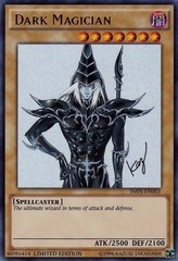 Dark Magician - JMPS-EN003 - Ultra Rare - Limited Edition