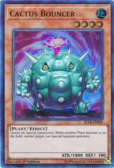 Cactus Bouncer - BLLR-EN049 - Ultra Rare 1st Edition