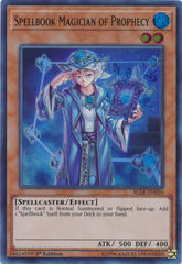 Spellbook Magician of Prophecy - BLLR-EN050 - Ultra Rare - 1st Edition