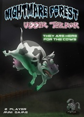 Nightmare Forest: Udder Terror Mini Game