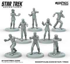 Star Trek Adventures Original Series Minis 32Mm