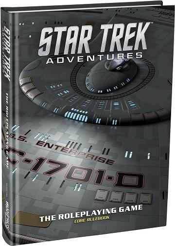 Star Trek Adventures Rpg Collectors Edition
