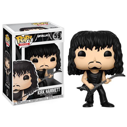 Pop! Rocks 59: Metallica - Kirk Hammett