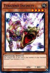 Tyranno Infinity - SR04-EN009 - Common - Unlimited Edition