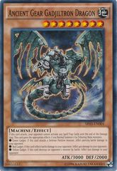 Ancient Gear Gadjiltron Dragon - SR03-EN004 - Common - Unlimited Edition