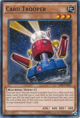 Card Trooper - SR03-EN015 - Common - Unlimited Edition
