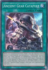 Ancient Gear Catapult - SR03-EN021 - Super Rare - Unlimited Edition