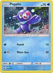 Popplio - 39/149 - Cosmos Holo - Primarina-GX Premium Collection