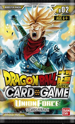 Dragon Ball Super TCG - Union Force - Booster Pack