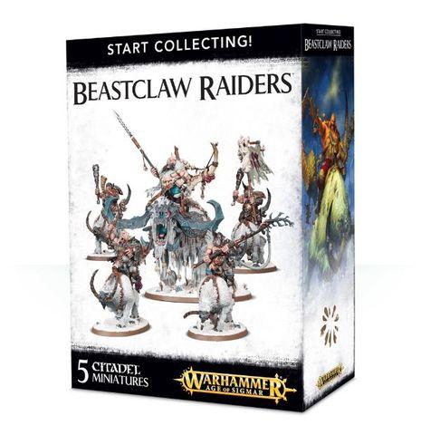 Start Collecting Beastclaw Raiders