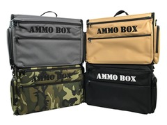 Battle Foam - Ammo Box Bag: Empty Khaki