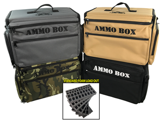 Battle Foam Ammo Box Bag Standard Load Out Camo Accessories Battle Foam Frontline Games I ordered this a while ago and the bag finally arrived just after 3++con. frontline games