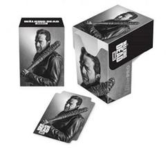 Ultra Pro - The Walking Dead - Negan Full View Deck Box