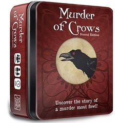 Murder Of Crows - Second Edition (2E)