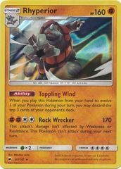 Rhyperior - 67/147 - Holo Rare