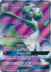 Gardevoir GX - 140/147 - Full Art Ultra Rare