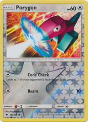Porygon - 103/147 - Common - Reverse Holo