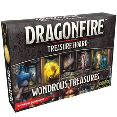 Dragonfire: Wondrous Treasures - Treasure Hoard Magic Items Deck 1