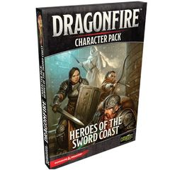 Dragonfire: Heroes Of The Sword Coast - Character Pack