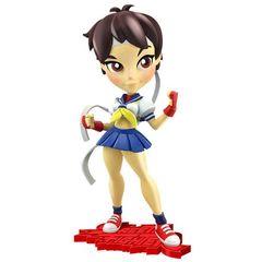 Street Fighter Knockouts Vinyls - Sakura