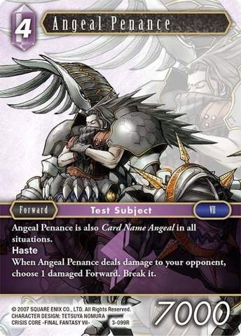 Angeal Penance - 3-099R