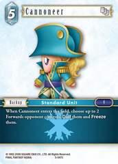 Cannoneer - 3-047R