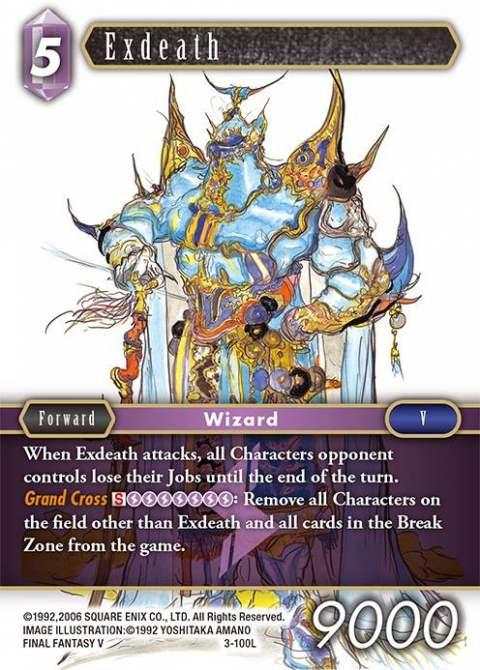 Exdeath - 3-100L