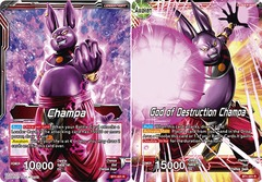 Champa // God of Destruction Champa - BT1-001 - R