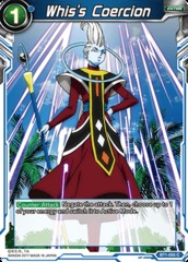 Whis's Coercion - BT1-055 - C