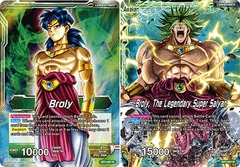 Broly // Broly, The Legendary Super Saiyan