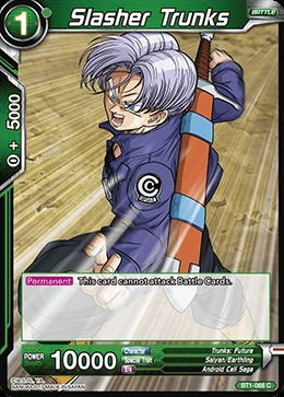 Slasher Trunks - BT1-068 - C