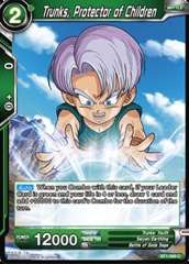 Trunks, Protector of Children - BT1-069 - C