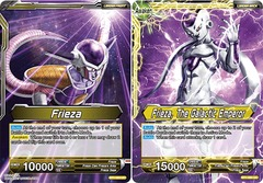 Frieza // Frieza, The Galactic Emperor - BT1-084 - UC