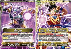 Ginyu // Ginyu, The Malicious Transformation - BT1-085 - UC