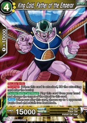 King Cold, Father of the Emperor - BT1-091 - R