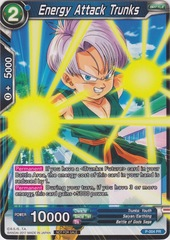 Energy Attack Trunks - Shop Tournament Promo - P-004 - PR