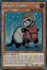 Rescue Ferret - COTD-EN029 - Secret Rare - 1st Edition on Channel Fireball