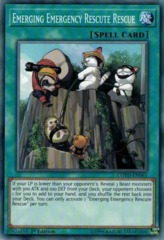 Emerging Emergency Rescute Rescue - COTD-EN061 - Common - 1st Edition