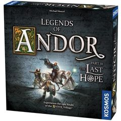 Legends Of Andor: Part III - The Last Hope