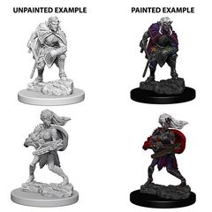 Nolzurs Marvelous Unpainted Miniatures - Drow