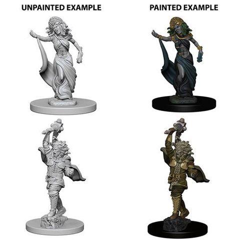 Nolzurs Marvelous Unpainted Miniatures - Medusas