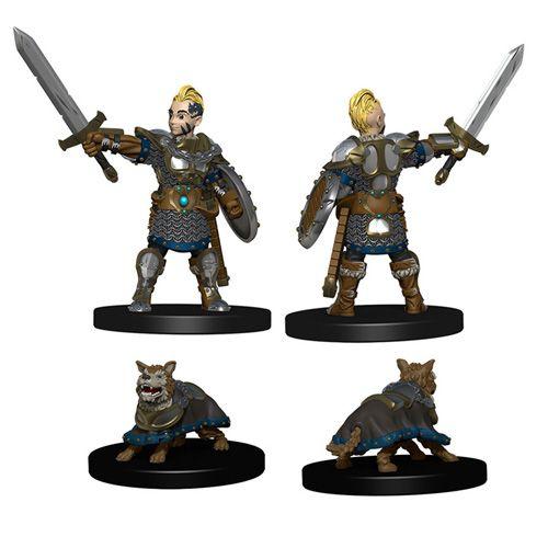 Wardlings: Boy Fighter And Battle Dog