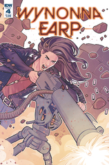 Wynonna Earp: Season Zero #4 (Of 5) (Mature Readers)
